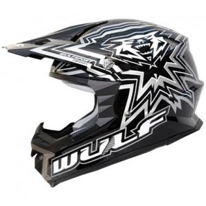 Wulfsport Libre-X Helmet Black
