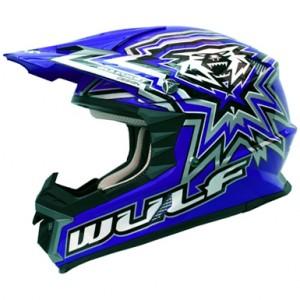 Wulfsport Libre-X Helmet Blue