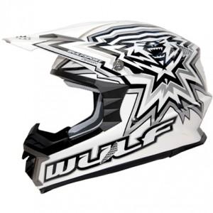 Wulfsport Libre-X Helmet White