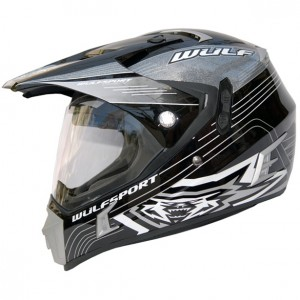 Wulfsport Prima-Speed Helmet Black