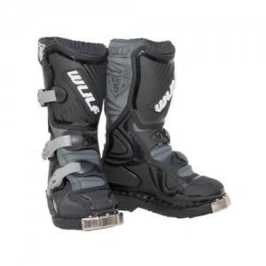 Wulfsport Cub Boot LA Black