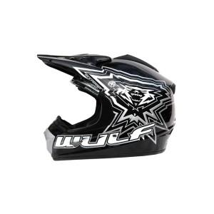 Wulfsport Cub Crossflite Helmet Black