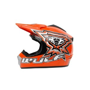 Wulfsport Cub Crossflite Helmet Orange