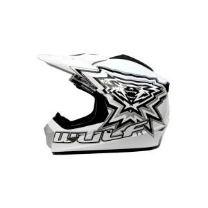 Wulfsport Cub Crossflite Helmet White