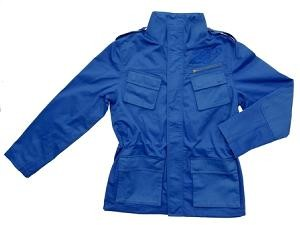 Wulfsport Carrera Jacket Royal Blue