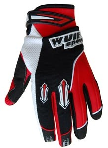 Wulfsport Cub Stratos M/X Gloves Red