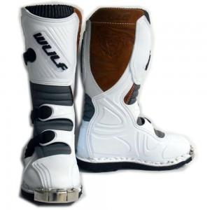 Wulfsport Cub Boot LA White