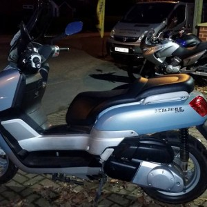 MBK KILIBRE 300cc SCOOTER – 2005 – ONLY 8651 MILES